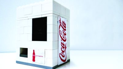 IDEI DE VENDING (21)  LEGO & VENDING = JOC + TEHNOLOGIE = BUSINESS