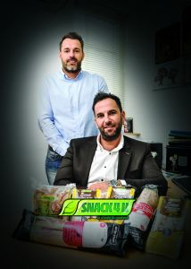 2 Frați, 10 ani de business și peste 10.000 de sandwichuri pe zi
