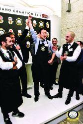 Regele Cafelei Italiene este Coreean: Park Dae Hoon a fost desemnat Campionul Espresso-ului Italian în 2016