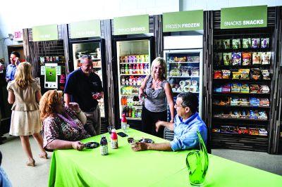 Micropiețele – noua formă de vending de tip agregator  Noul trend printre consumatori: snack-urile proteice