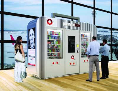Trenduri în sectorul Kiosk-urilor