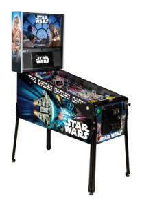 Stern lansează aparate de Pinball inspirate din saga Star Wars