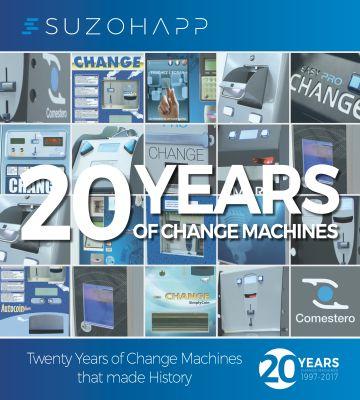 SUZOHAPP celebrează 20 de ani de la apariția aparatelor de schimb Comestero