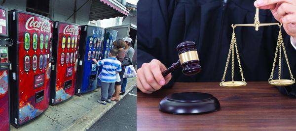 Curtea Supremă de Justiție din Statele Unite respinge pretenția unui nevăzător de a avea acces la aparatele de vending