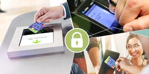 Cardurile contactless care folosesc tehnologia de identificare a frecvențelor radio încorporate pentru a finaliza în mod wireless tranzacțiile de creditare și de debitare pot oferi mai multă siguranță decât cardul...