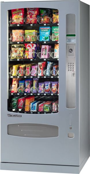"WURLITZER 850 - ""STATE OF THE ART"" VENDING MACHINE 2007"