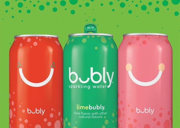 Pepsico a anunțat lansarea bubly™ Sparkling Water
