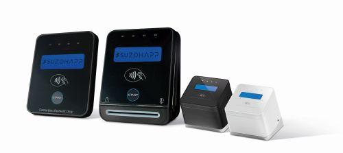 SUZOHAPP creează cele mai complete soluții de gestionare a numerarului, dar și fără numerar. Producătorii și operatorii își pot satisface practic toate cerințele privind numerarul, dar și fără numerar de...