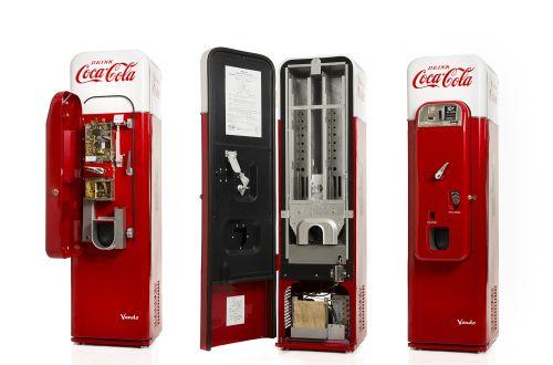 Cum să restaurezi un vechi aparat de vending