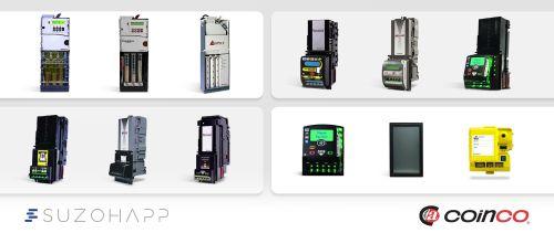 SUZOHAPP achiziționează gamele principale de produse ale Coinco, lider mondial în proiectarea și producția soluțiilor de plată