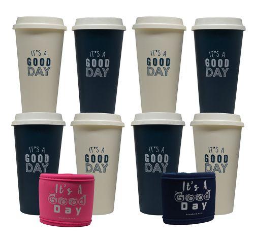 RECICLAREA PAHARELOR DE UNICĂ FOLOSINȚĂ ÎNCOTRO? Va fi 2018 începutul sfârșitului pentru ceștile de cafea de unică folosință?  Ne putem obișnui să utilizăm cești de cafea reutilizabile în loc de cești de unică folosință?