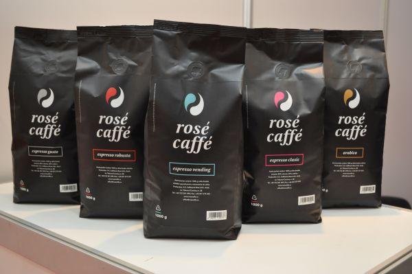 Rose Caffe, partenerul ideal în realizarea unei cafele perfecte și personalizate