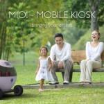 Faceți cunoștință cu Mio – robotul sociabil și dornic să ajute, care se plimbă pe cele mai aglomerate străzi și în cele mai aglomerate locații, cu stil și eficiență. Proiectat...