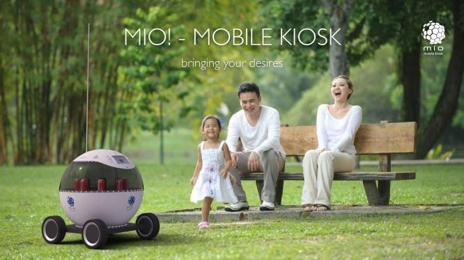 Roboții și vendingul