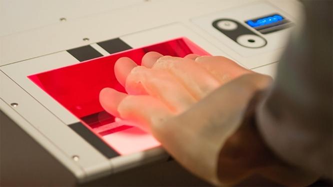 Plata în vending prin amprenta biometrică a palmei, viitorul din prezent!