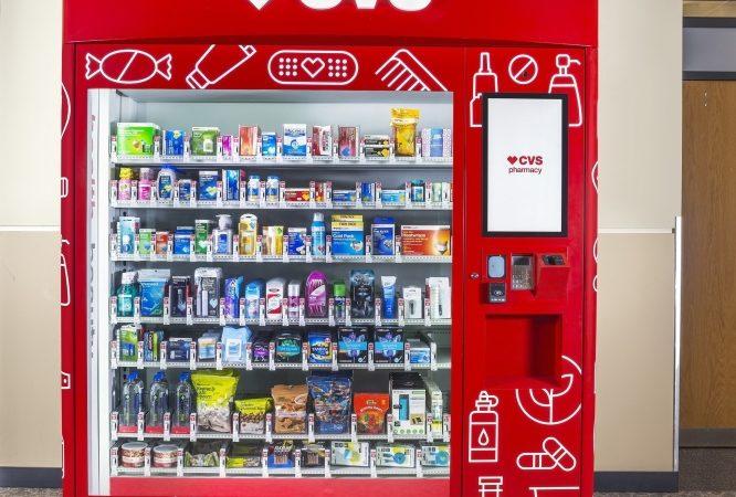 Idei de Vending 35 –  Vendomate pentru urgențe și crize de timp, cu obiecte de strictă necesitate