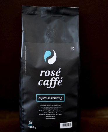 ROSE CAFFE, coffee blend concept