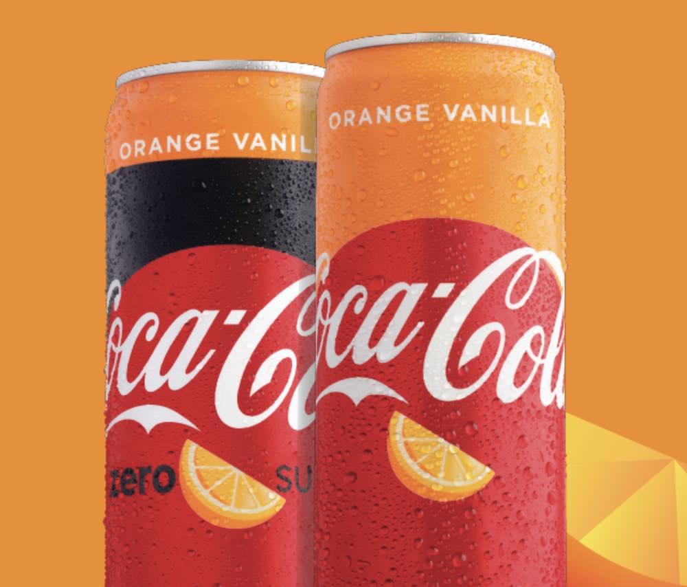 Coca-Cola lansează prima aromă nouă din ultimul deceniu
