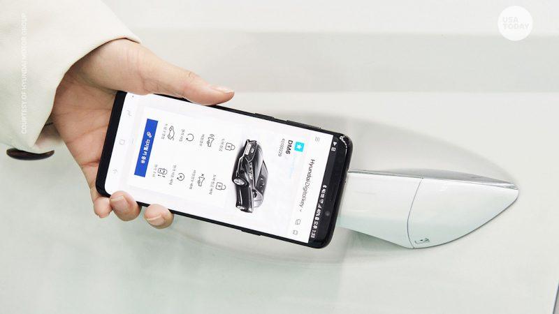 Puterea lui NFC (9) Cum te ajută NFC să interacționezi mai bine cu automobilul tău