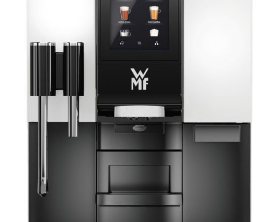 WMF 1100 S: un espressor profesional cu dimensiuni compacte