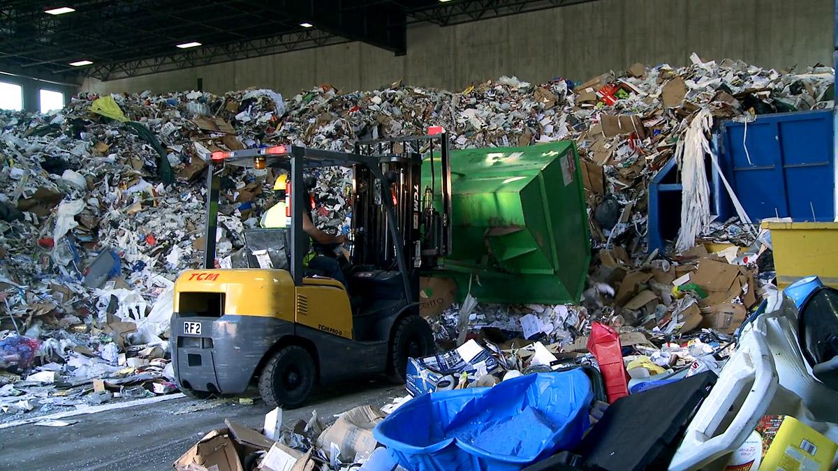 Încredințarea deșeurilor