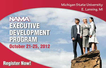 NAMA-MSU – Programul de Executive Development este stabilit pentru 21-25 Octombrie
