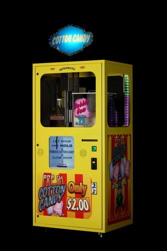 VendEver, cel mai mare distribuitor de aparate de vending de vată pe băț  încetează operațiunileVendEver Ceases Operations As Master Distributor Of Cotton Candy Vending Machine