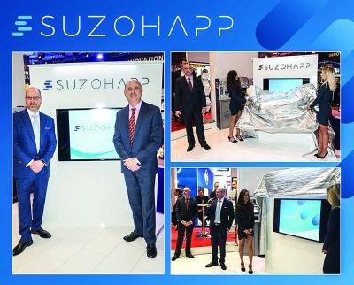 SUZOHAPP prezintă noul său logo
