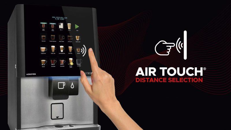 Inovatie in contactless pentru vending sigur